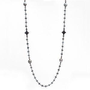 Aquamarine Necklace Aquamarine Necklace