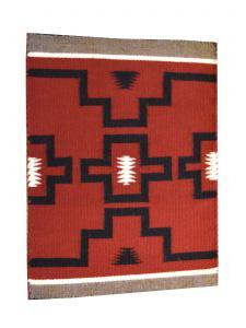 Revival Navajo Rug