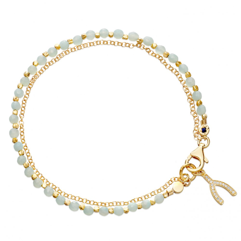 Amazonite Friendship Bracelet