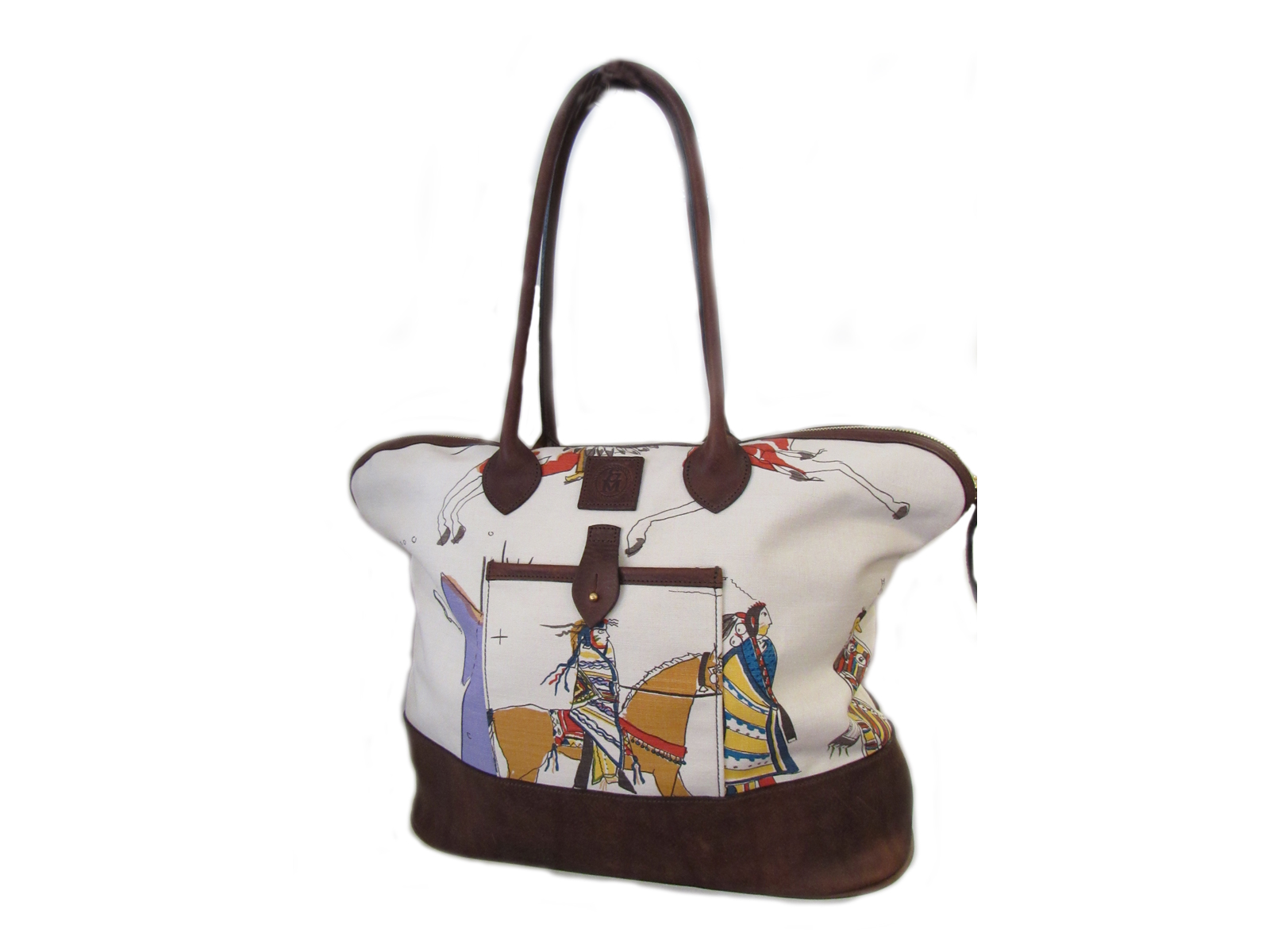 Bowler-Ledger-Handbag