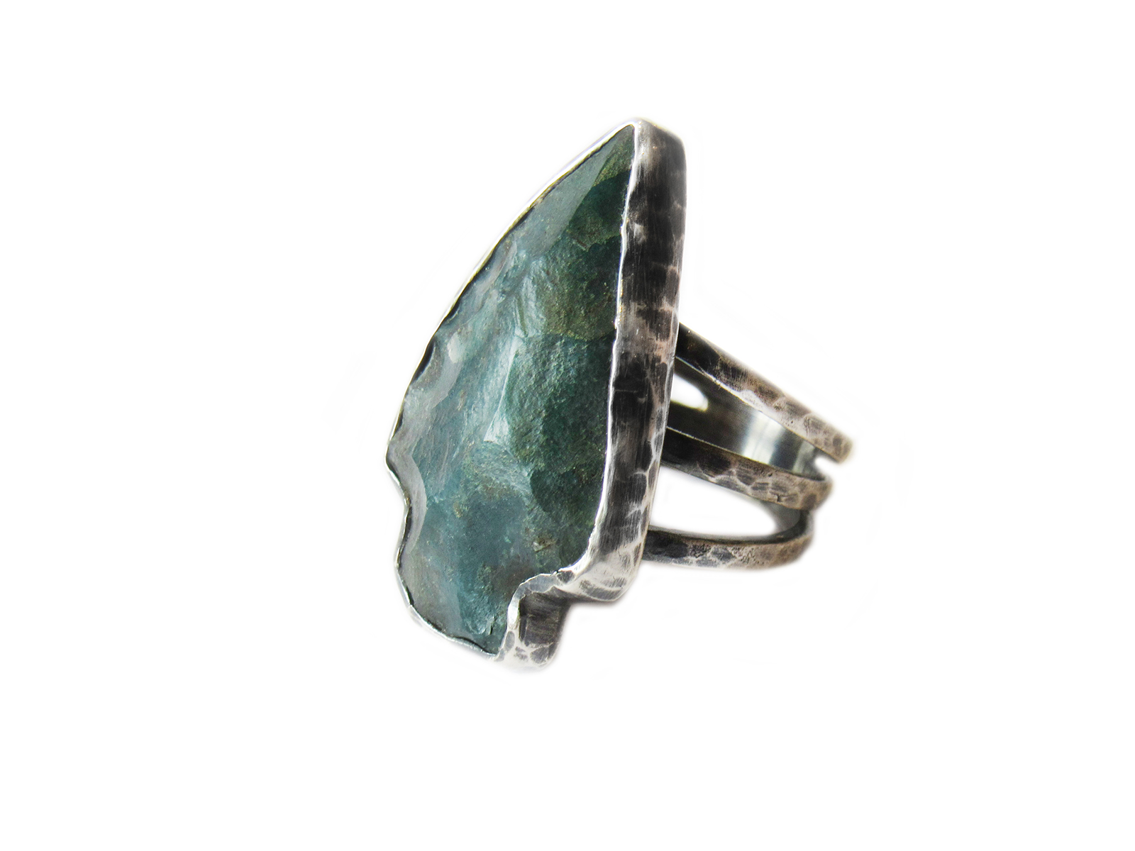 Arrowhead Rock Ring