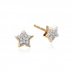 Astley-Clarke-Little-Star-Stud-Earrings-Yellow-Gold-(Solid)-D29566