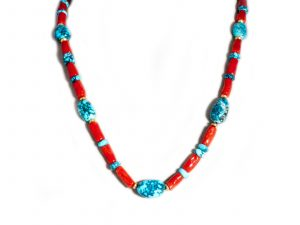 Branch Coral Necklace