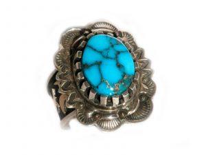 Candelaria Turquoise Ring
