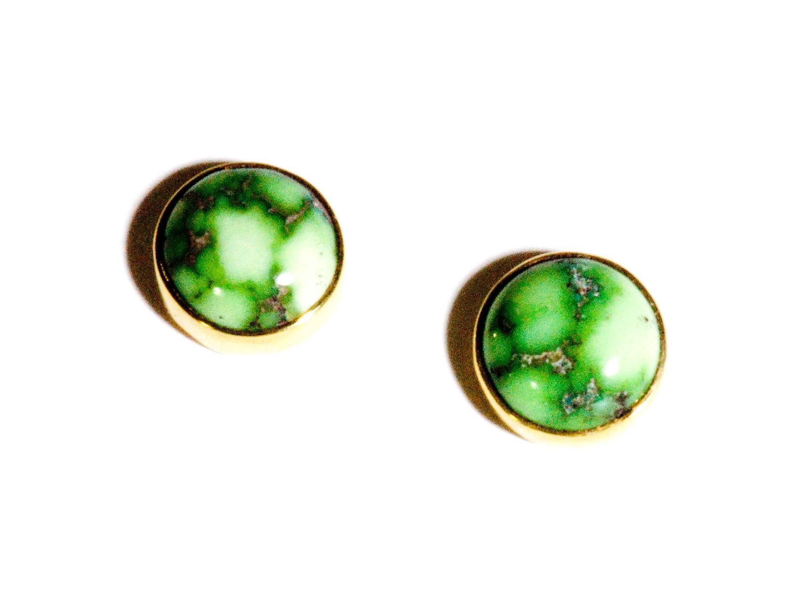 Carico Lake Gold Earrings