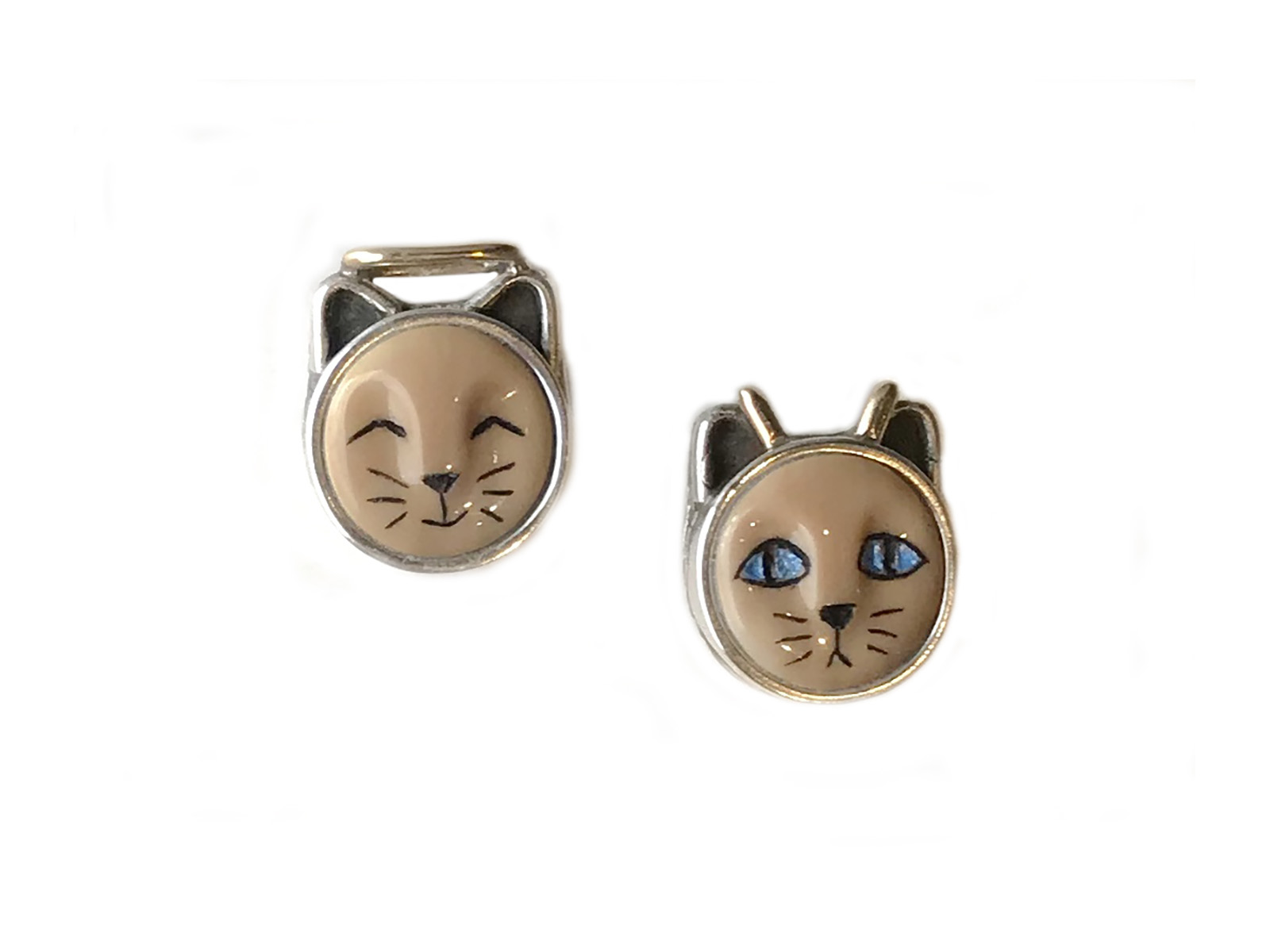 Good Kitty Bad Kitty Earrings