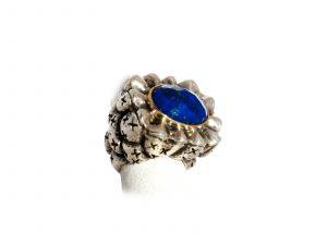 Dian Malouf Lapis Ring