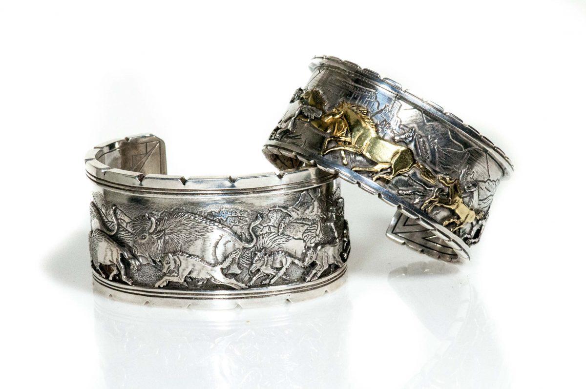 White Buffalo: Smithsonian Blanket Wedding Ring At Reisefeber.org