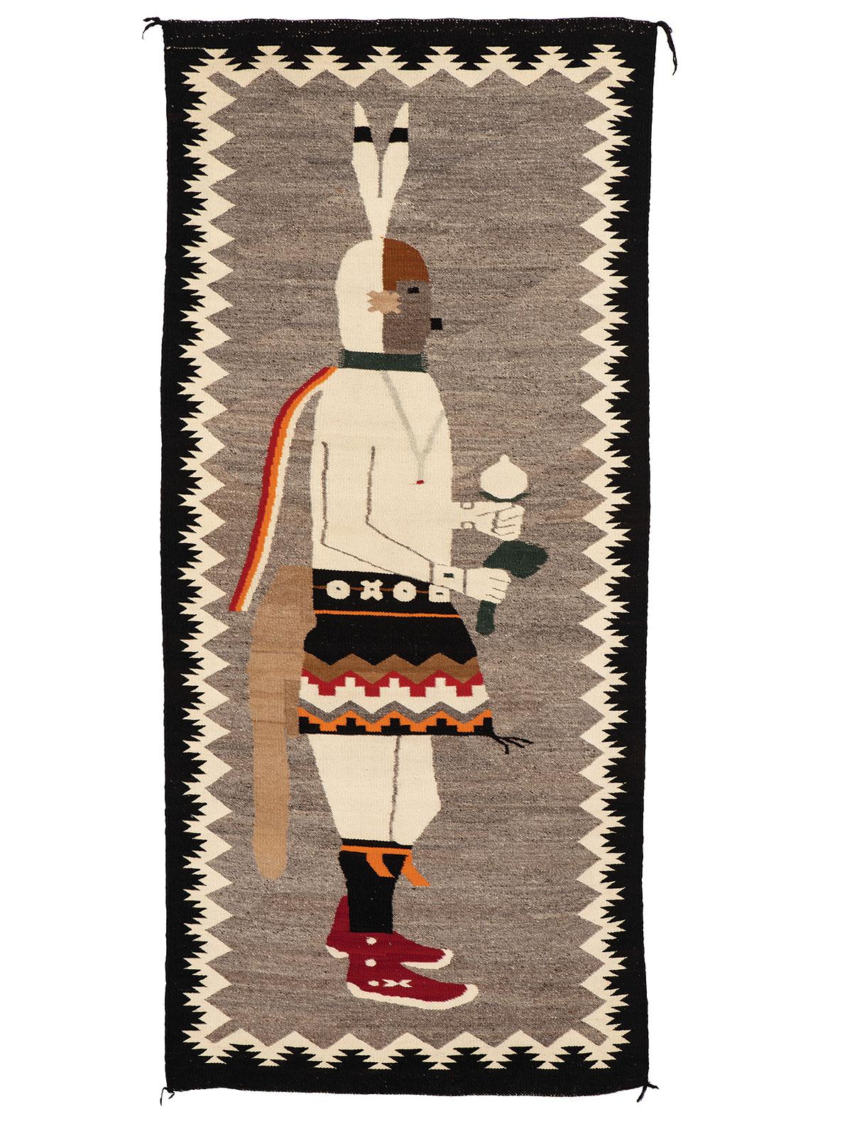 Yeibichai Dancer Pictorial