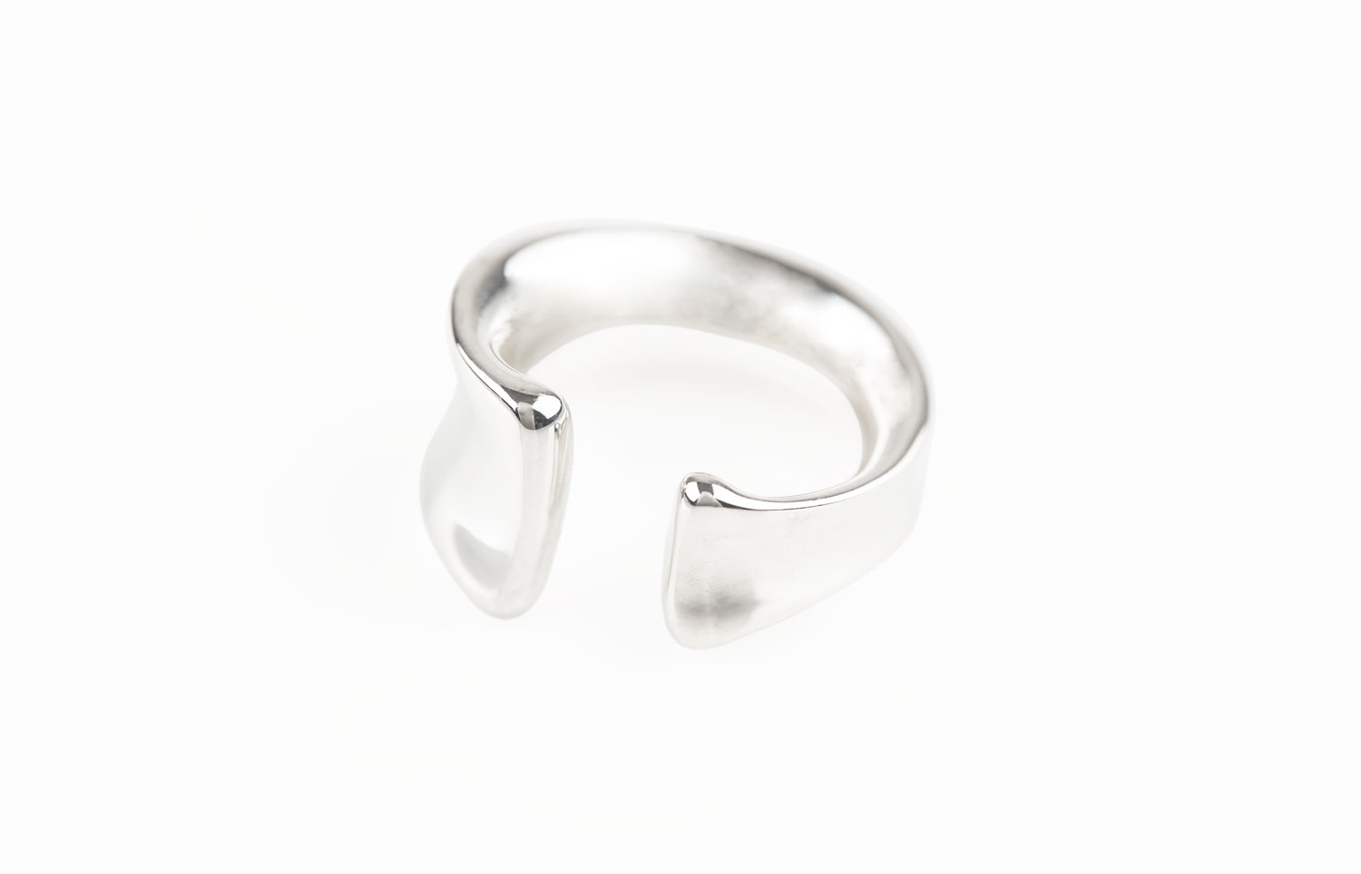 Sterling Silver Daphne Ring