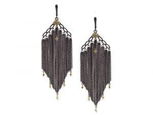 Multi-Chain Earrings