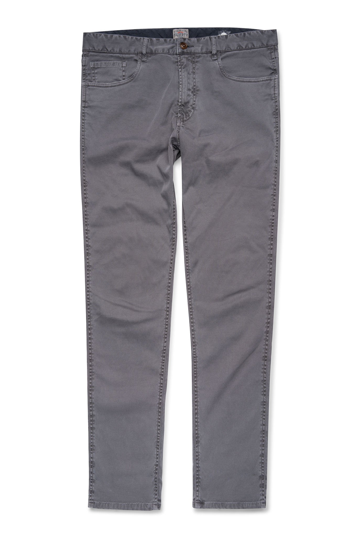 COMFORT TWILL JEAN  RUGGED GREY