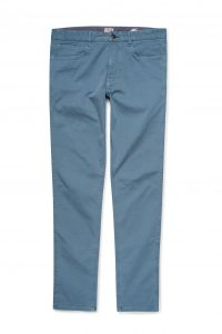 COMFORT TWILL JEAN  WASHED BLUE