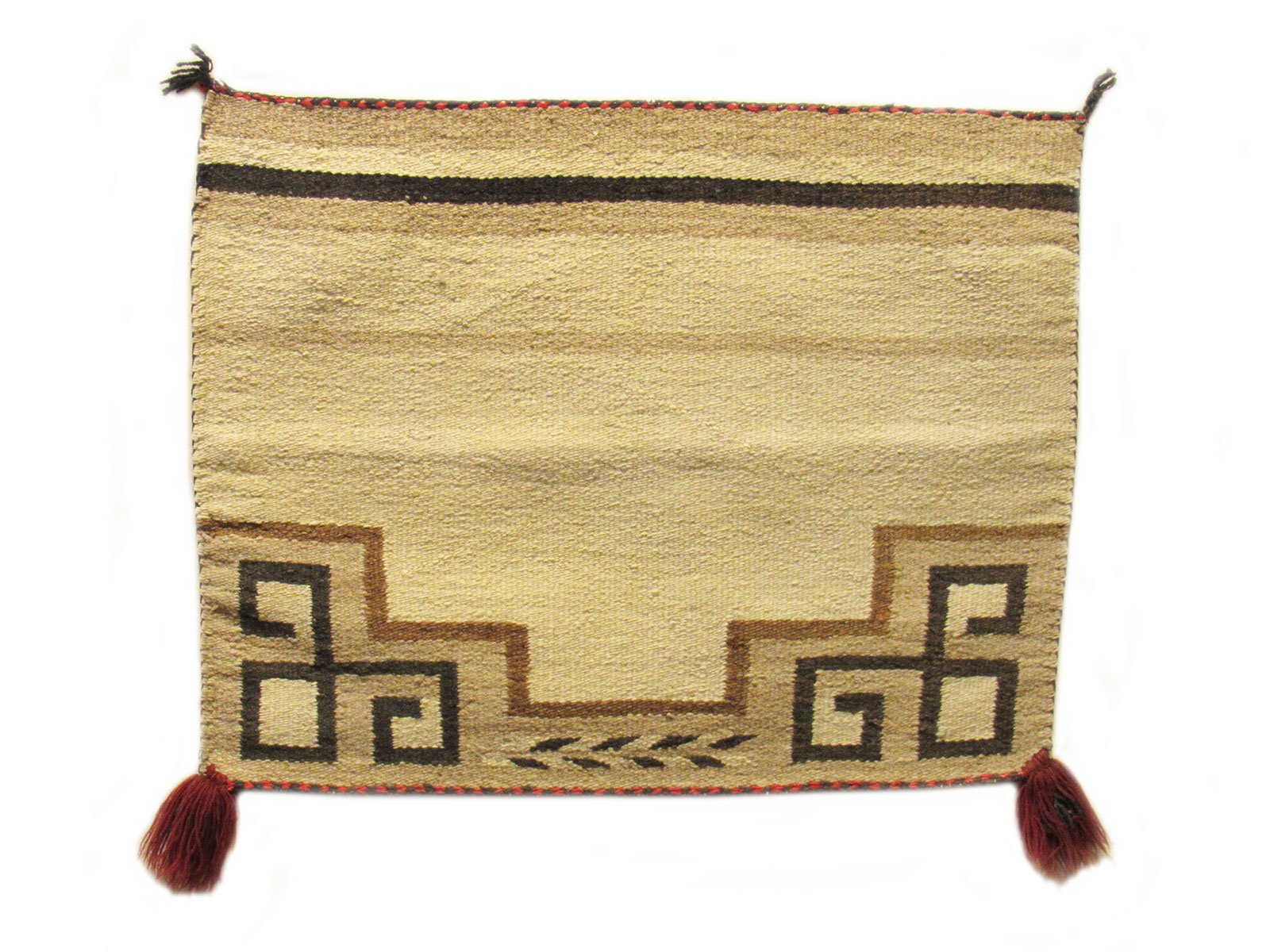 Fancy Sunday Saddle Blanket