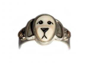 Medium Dog Ring