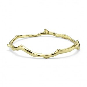Glamazon® 18K Gold Reef Bangle