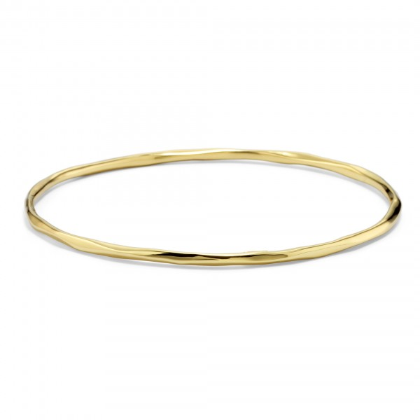 Glamazon® 18K Gold Thin Bangle
