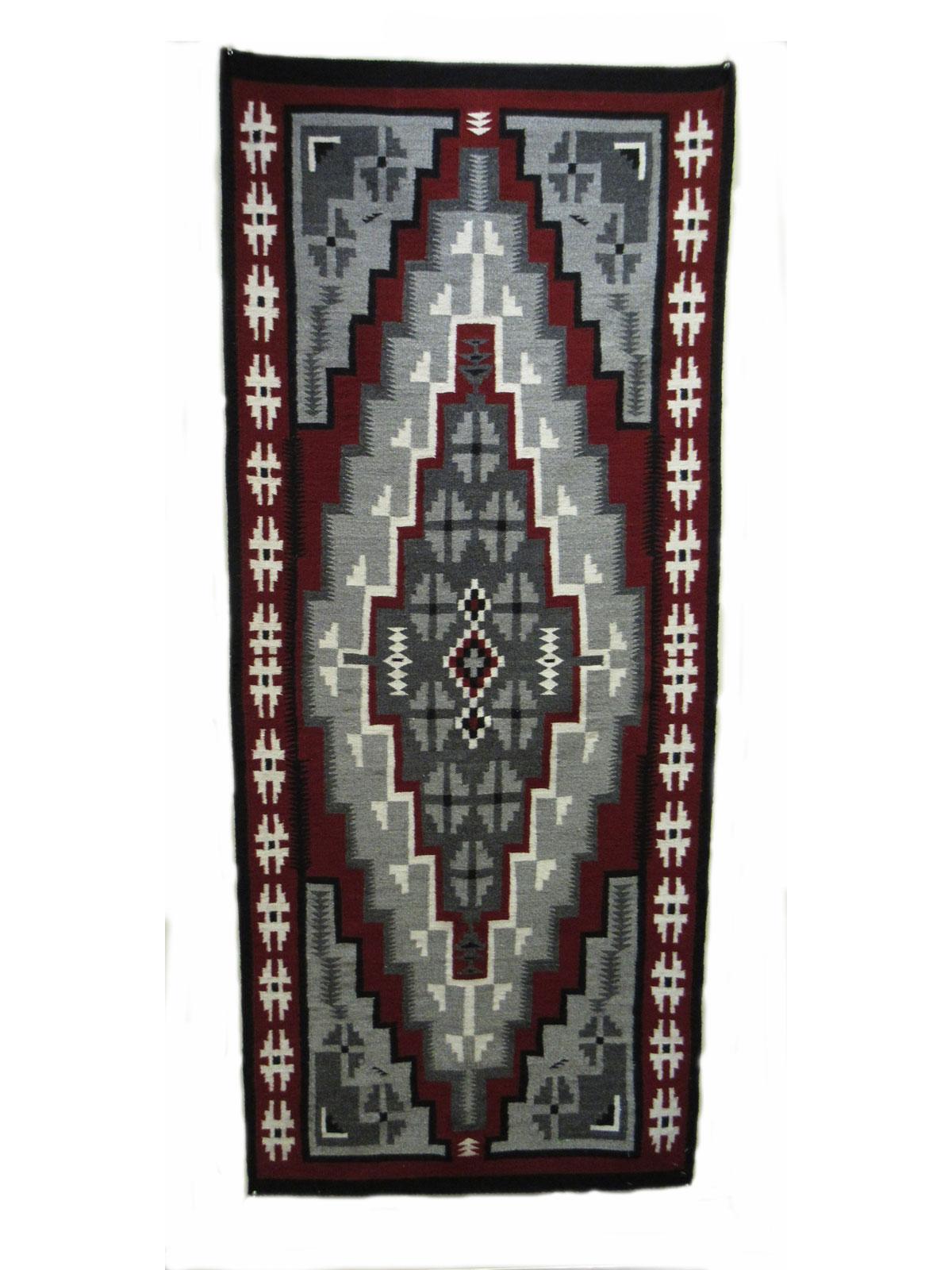 Contemporary Navajo Weaving: Ganado