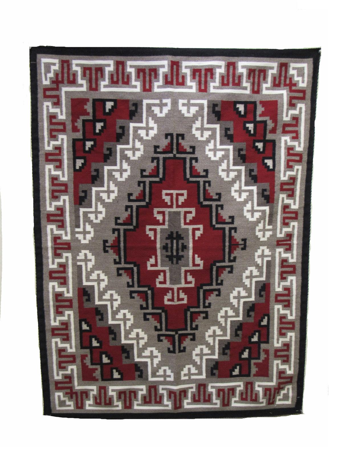 Ganado/Klagetoh Navajo Weaving