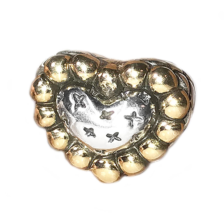 Vintage Dian Malouf Rings Stackable /& Heart Ring Choose Sterling Sliver 14k YG