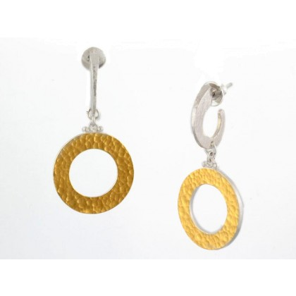 Hoopla Dangle Earrings