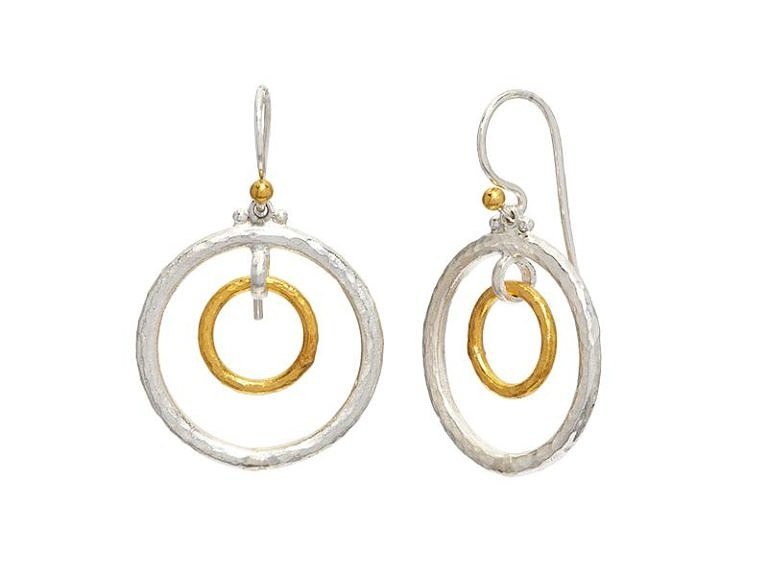 Hoopla Double Drop Earrings