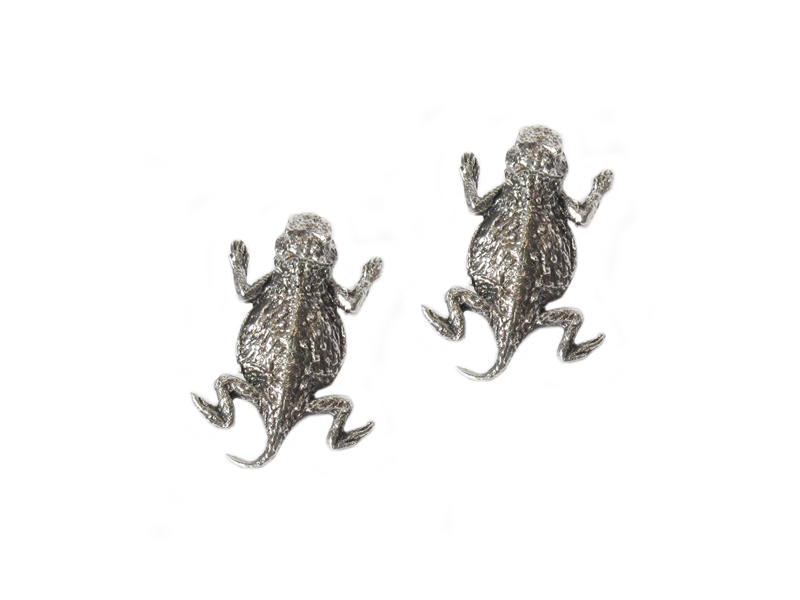 Horn Toad Cuff Links