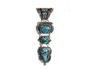 Lander Turquoise Pendant