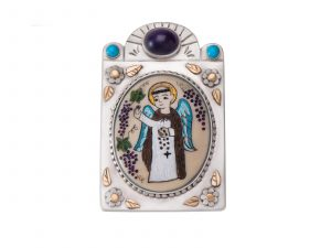 Saint Vincente de Saragosa Pendant
