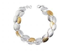 Mango Silver Bracelet