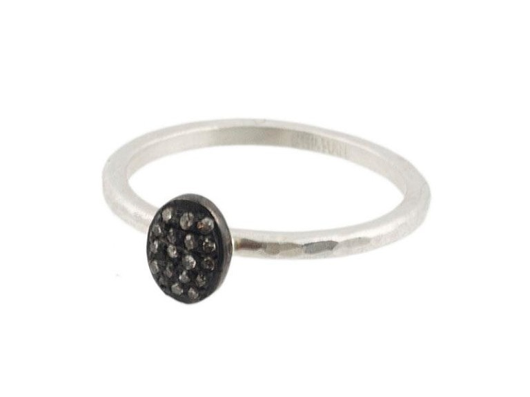 Small Jordan Pave ring