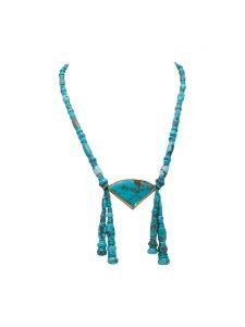Godber Burnham Turquoise Necklace