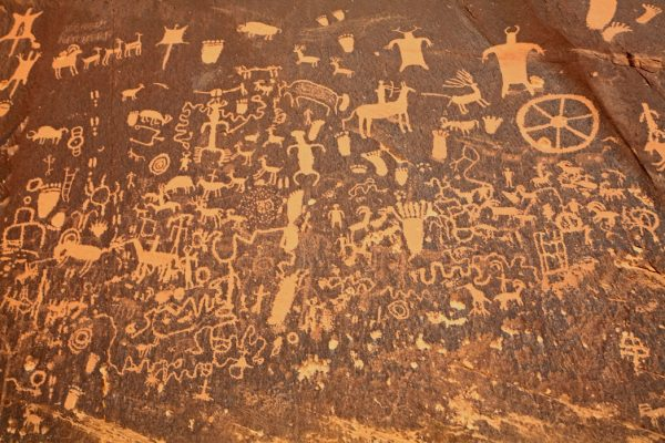 Newspaper Rock Utah