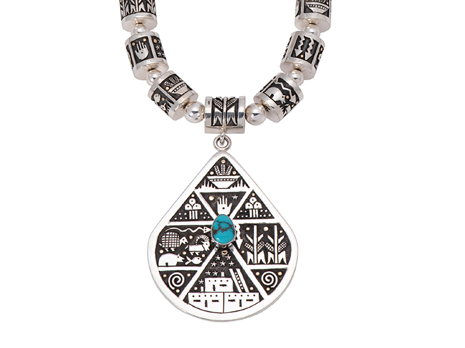Petroglyph Necklace