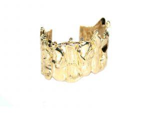 Gold Clan Bracelet