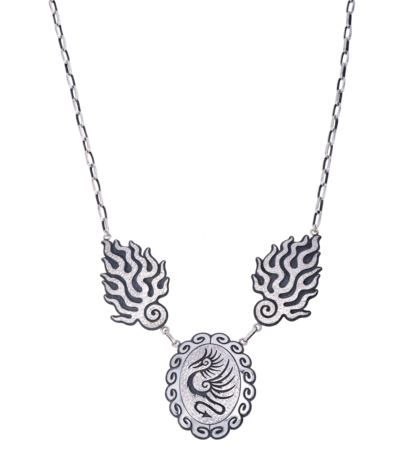 Birthing Water Dragon Necklace