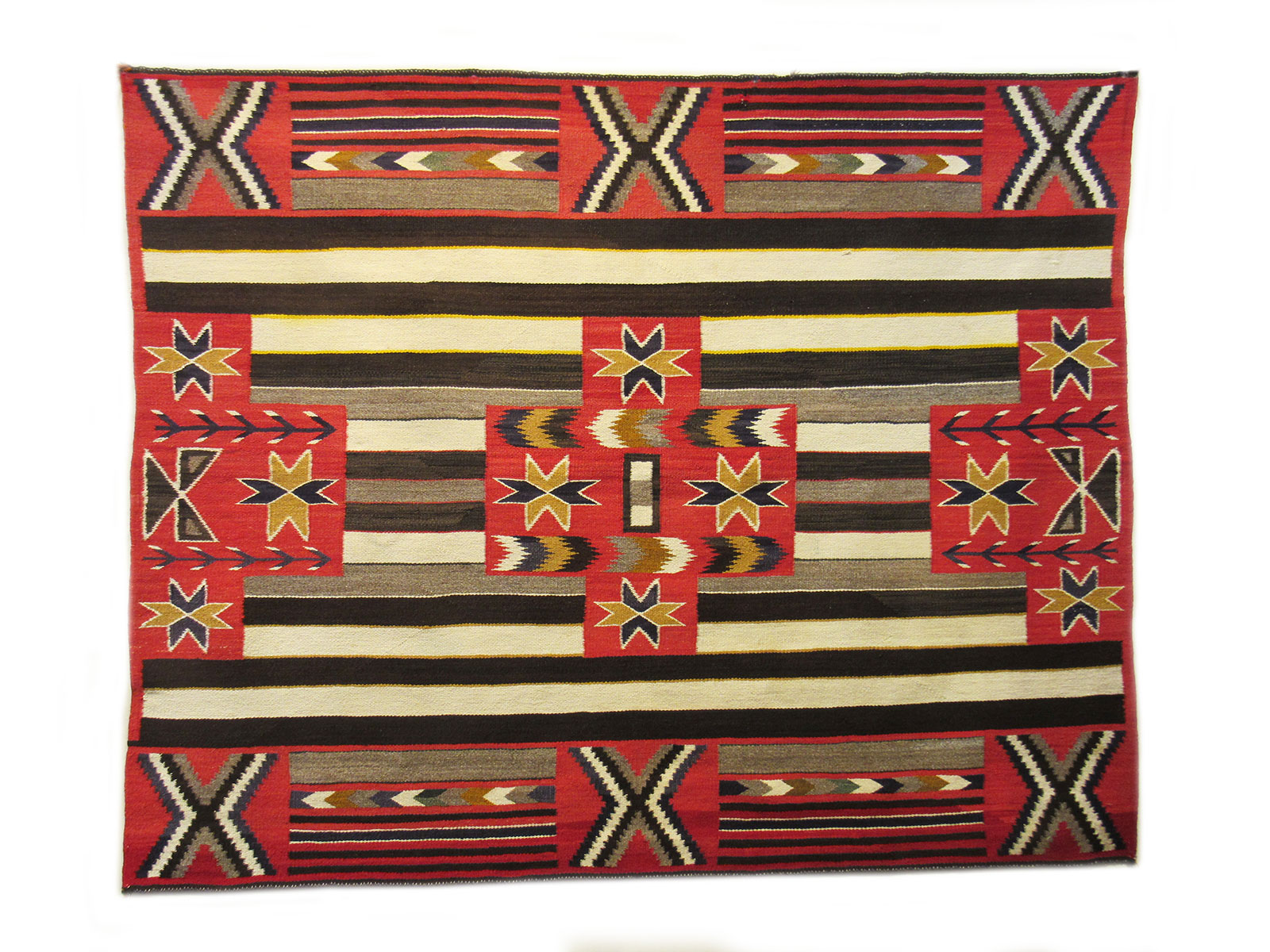 Red Mesa Chief Blanket