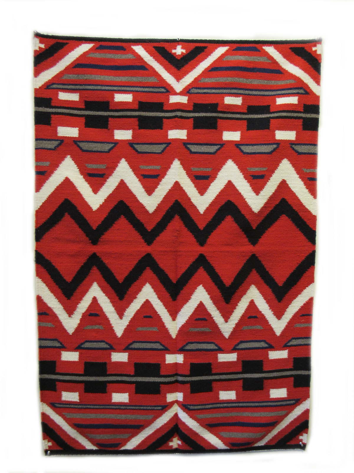Navajo Revival Chief Blanket
