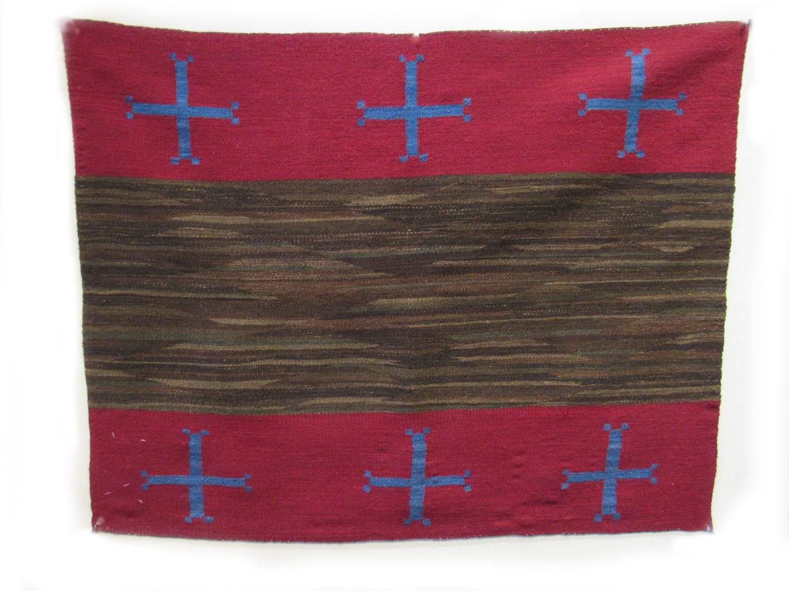 Navajo Childs Blanket Manta Style100 Handwoven Wool