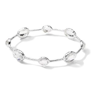 Rock Candy Quartz Bangle