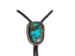 Royston Turquoise Bolo