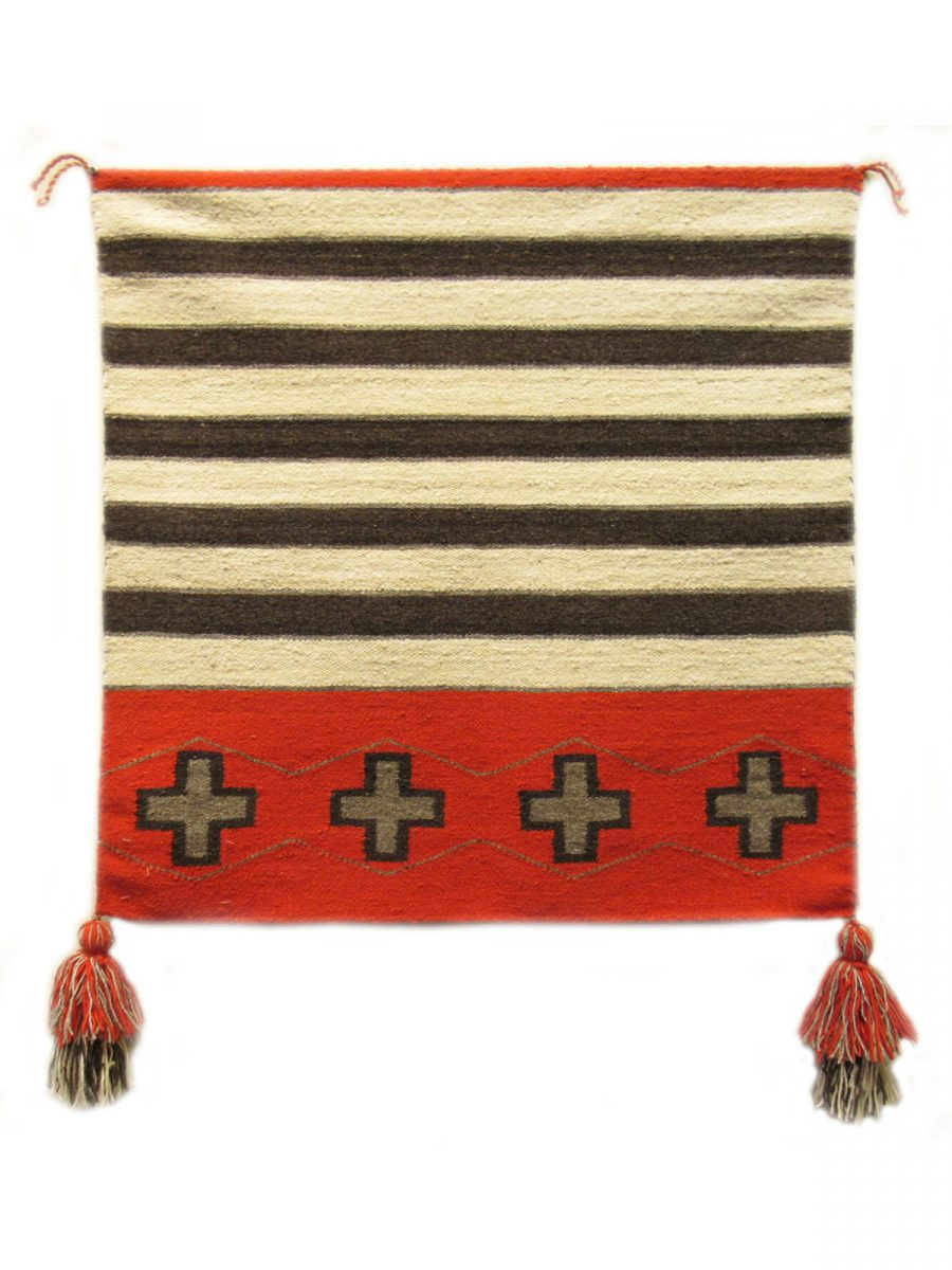 Saddle-Blanket-with-Cross