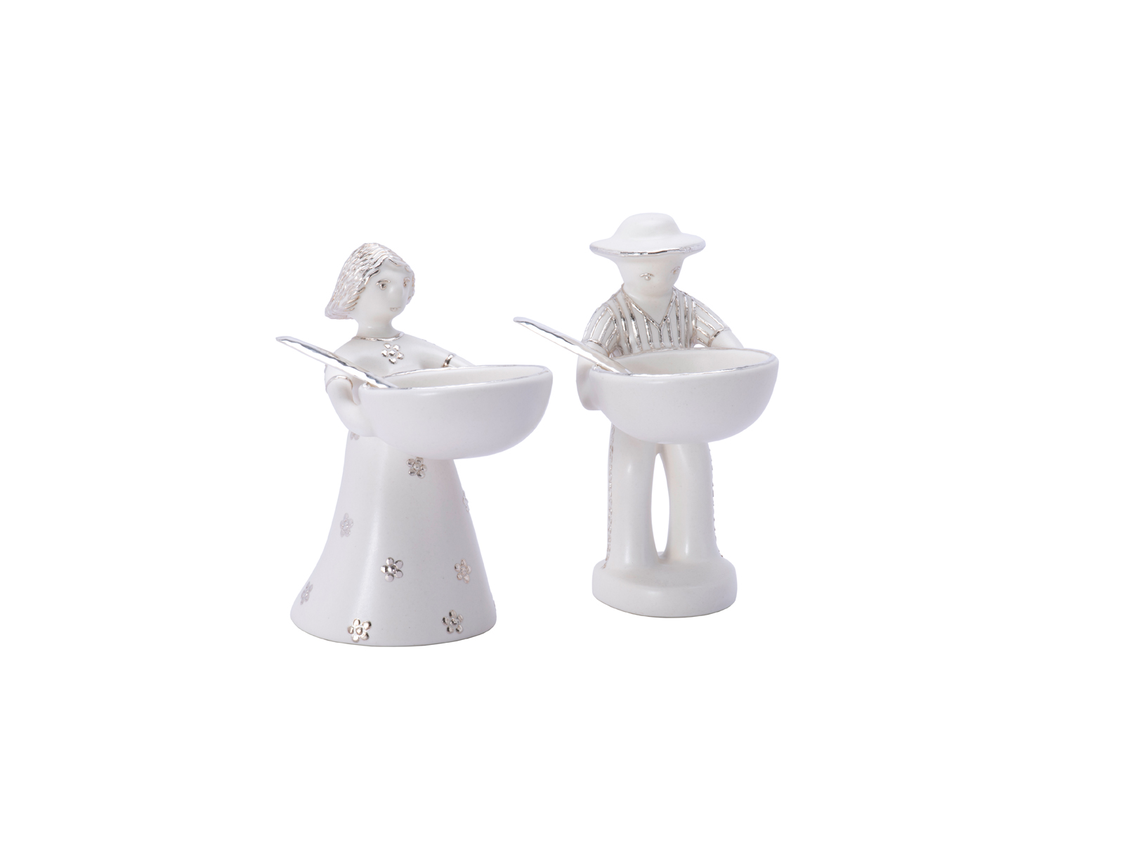 Boy Girl Salt Pepper Shakers