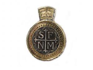 Santa Fe Commemorative Charm