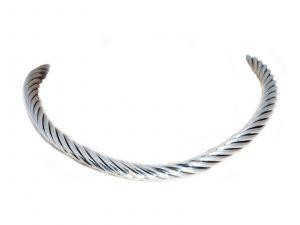 Silver Collar