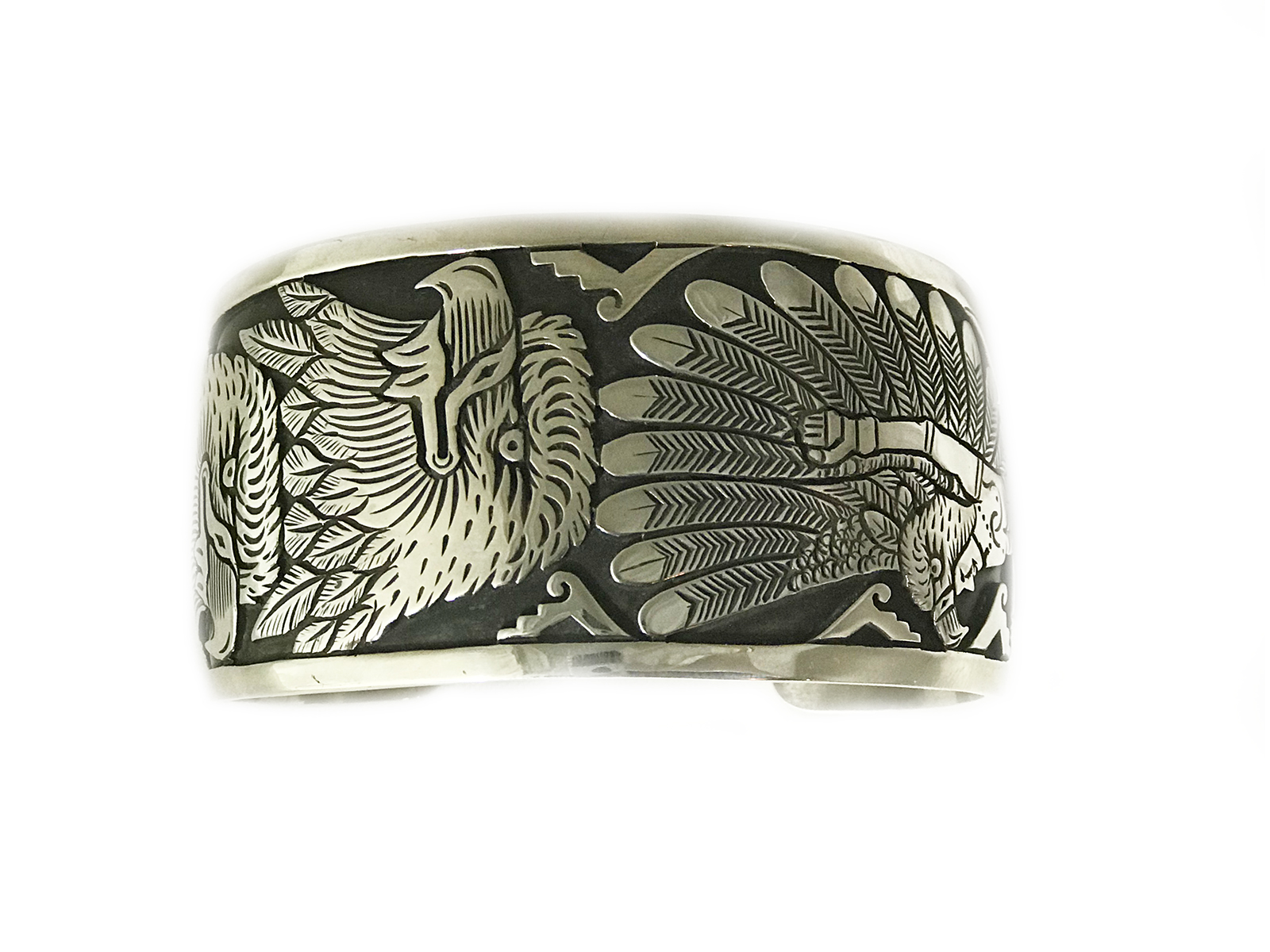 Eagle Dancer Cuff