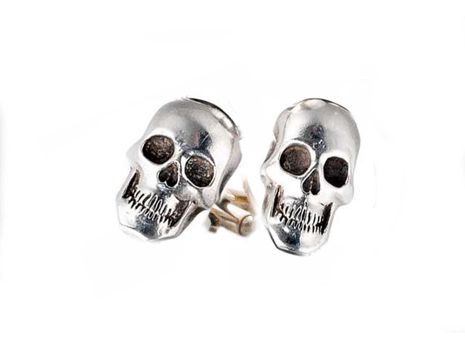 Skull Cuff Links