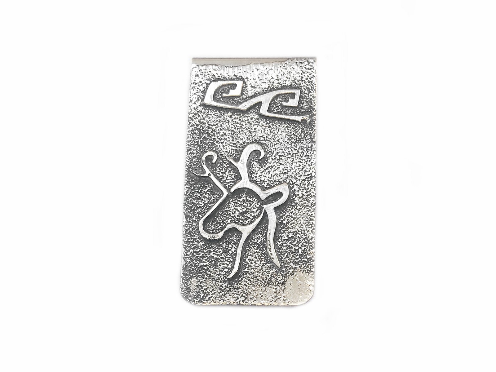 Stag Money Clip