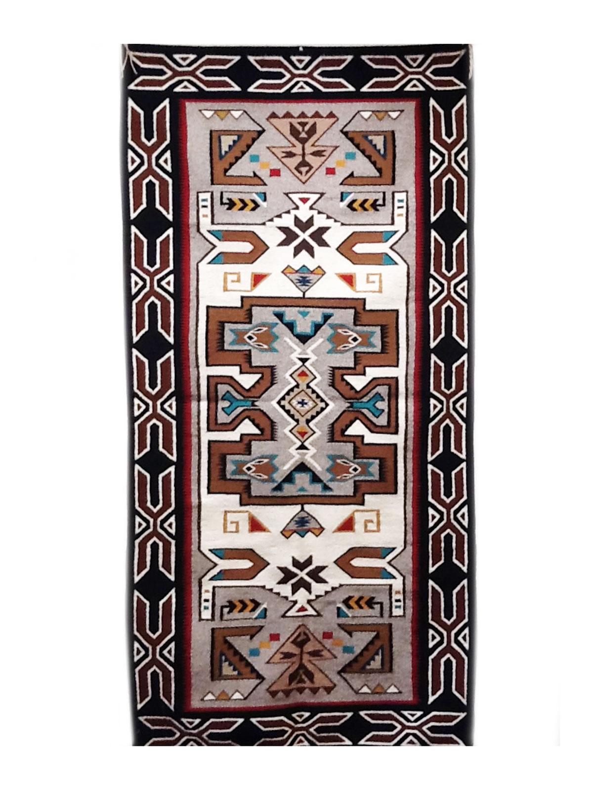 Teec Nos Pos Navajo Weaving
