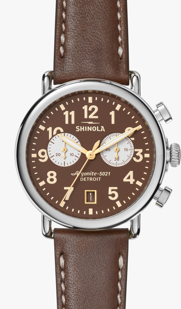 Runwell Chrono 41mm Watch
